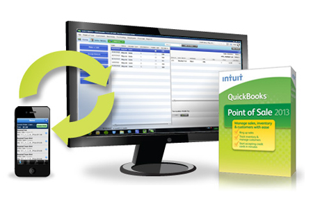 Quickbooks POS Ellington