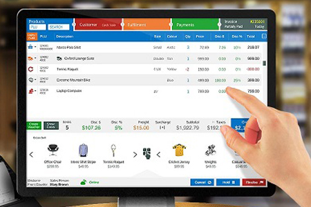 iPad POS System Windsor